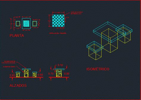 chess table  park dwg detail  autocad designs cad