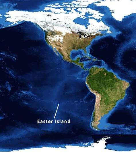 world map easter island the lure of distances a quiz 171 strange behaviors