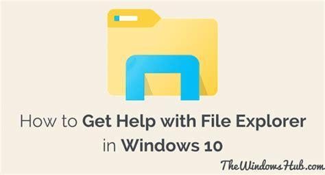 get help with dvd in windows explorer 10 get help with file explorer in windows 10 the windows hub
