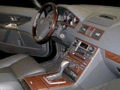 woodwalnut interior kit volvo xc parts  volvos