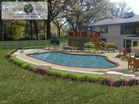 swimming pool landscaping 26 lastest swimming pools landscaping pixelmari com