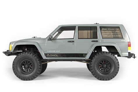 Axial Jeep Rcnewz Axial Scx10 Ii Jeep Rtr
