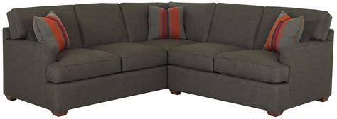 Klaussner Sectional Sofa Klaussner Loomis 2 Sectional Sofa Dunk Bright Furniture Sectional Sofas