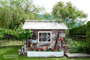 Country Cottage House Plans With Porches If Rustic Garden Sheds Could Tell Stories This One Would