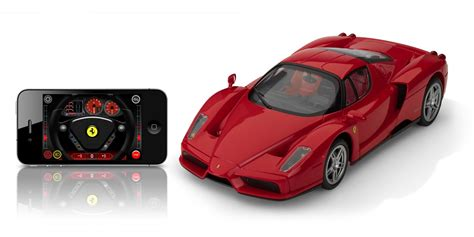 Ferrari R C by Ferrari Rc Car Goes With Iphone App To Make The Best