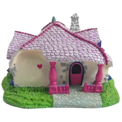 your wdw store disney figurine mickey s toontown - Disney Official Minnie Toontown House Ceramic