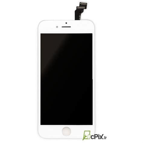 vitre 233 cran de rechange iphone 6 blanc fournisseur 233 cran de r 233 paration