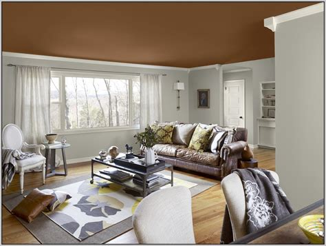 paint colors for living room two tone painting home