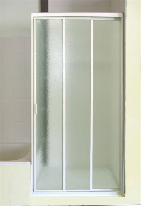 three panel shower door replacement sliding shower doors jacobhursh