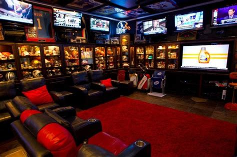 Home Decor Texas by Deer Park Man Has The Best Man Cave Ever