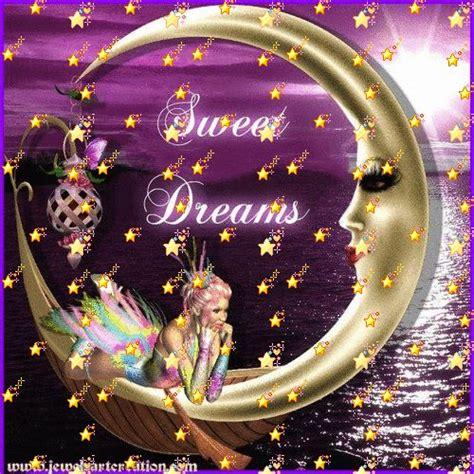 moon and stars fairy l rainbow fairy sitting on the moon sweet dreams greeting