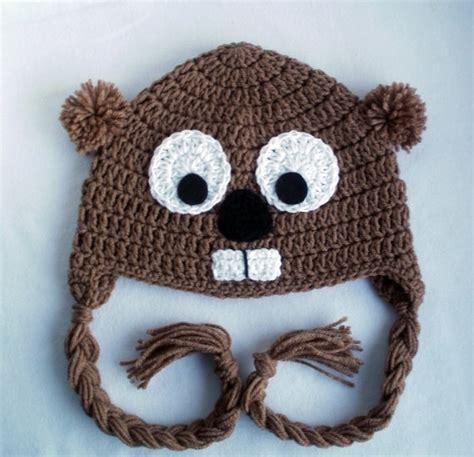 groundhog day hat punxsutawney phil groundhog day crochet so much