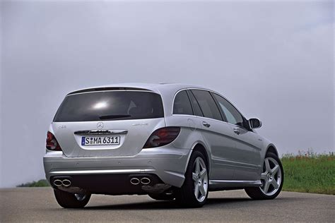 2007 mercedes r class picture 90621 car review top speed