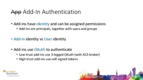 extending the fedauth claims auth ticket in sharepoint 2010 espc15 extending authentication and authorization