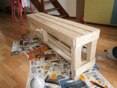 plan de banc en bois charmant comment fabriquer un banc de jardin 10 meuble