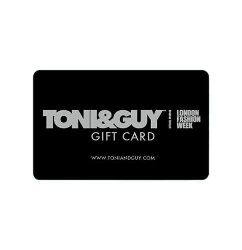 Toni And Guy Gift Card - toni guy 163 10 gift card toni guy com