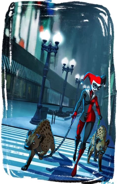 Harlequin The City 1301 best images about harleyquinn on mad