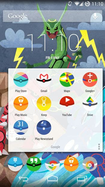 theme line android pokemon best nova launcher themes cool themes for nova launcher
