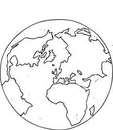 globe l coloriage globe terrestre 224 imprimer