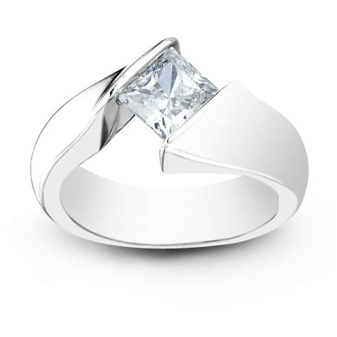 Tension Engagement Rings by Tension Engagement Ring Tsla079