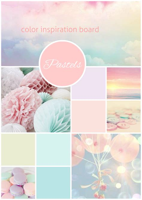 colour themes pastel how to create a color inspiration board moodboard