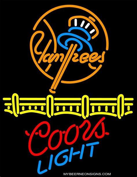 coors light neon sign coors light neon beer signs neon etc pinterest neon