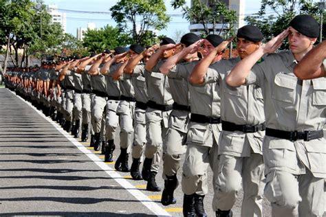 reajuste policia militar 2016 pmgo anuncia refor 231 o de mais 500 policiais nas ruas