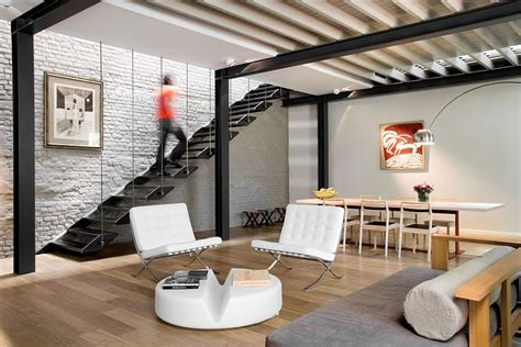 Urban Barn Tribeca Private Residence In Brussels Dazzles With An Industrial