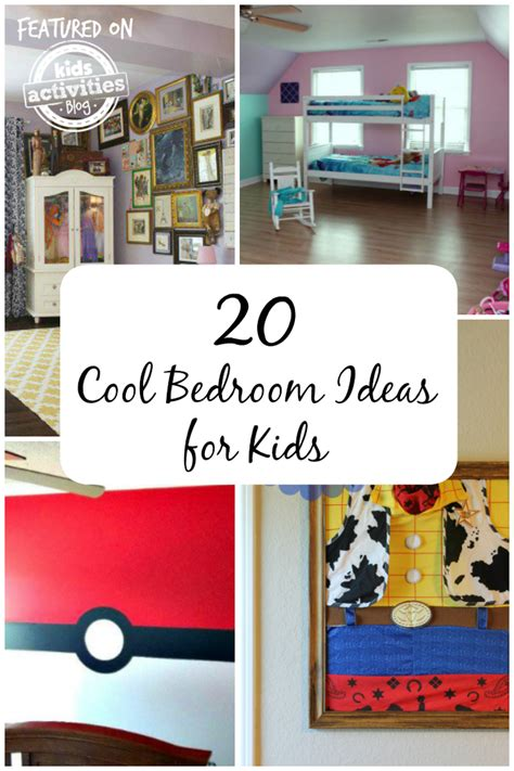 cool bedroom designs for kids cool room ideas for kids