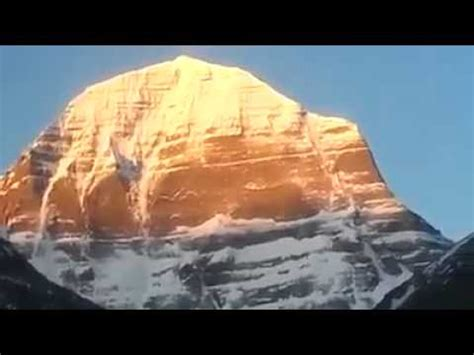 golden mountain world golden mountain kailash in tibet
