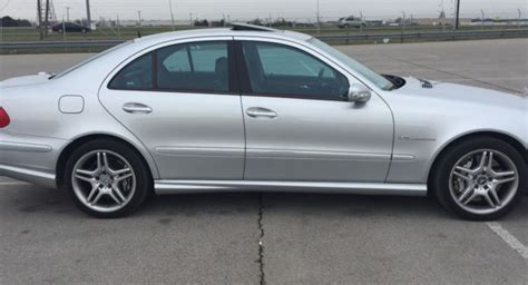 how it works cars 2006 mercedes benz e class electronic throttle control 2006 mercedes benz e55 amg navigation heated cooled seats xenons 57k
