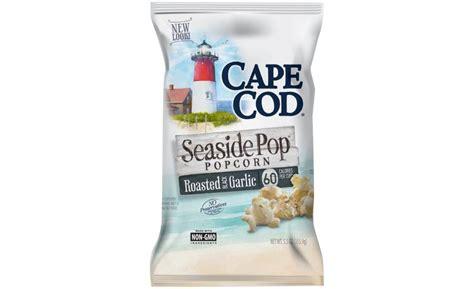 cape cod popcorn discontinued cape cod seaside pop roasted black garlic popcorn 2016