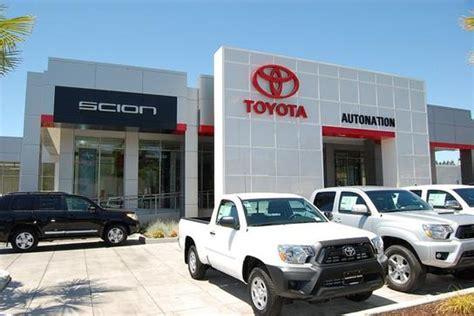 Hayward Toyota Service Autonation Toyota Hayward Car Dealership In Hayward Ca