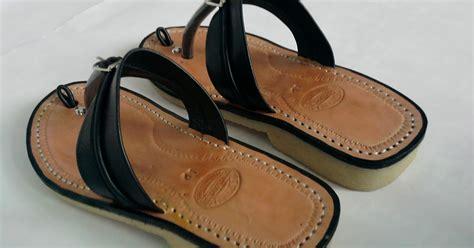 Sandal Kulit Asli Tasik Malaya tarumpah produk kerajinan asli tasikmalaya tarumpah