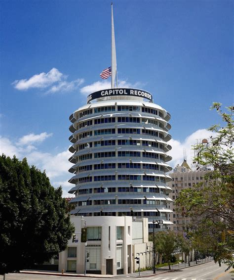 Celebrating Home Interior capitol studios of l a an iconic recording studio still