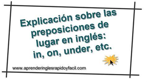 pattern al español 98 free dibujo de preposiciones en ingles on
