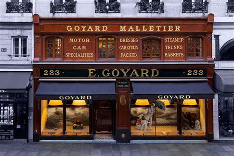 goyard     accessories shops  place