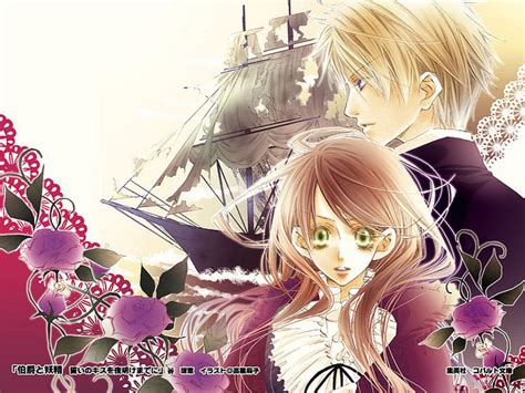 Cover From Light Novel Hakushaku To Yousei Photo The Earl And The Light Novel