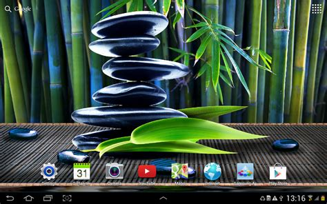 Zen Water Garden Zen Garden Live Wallpaper Android Apps On Google Play