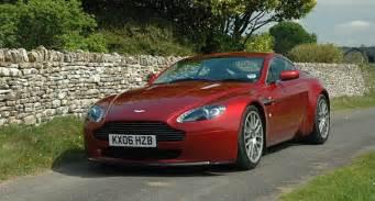 Aston Martin Prodrive Aston Martin V8 Vantage By Prodrive Classic Driver Magazine