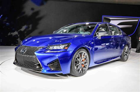 lexus gsf 2016 lexus gs f first look motor trend