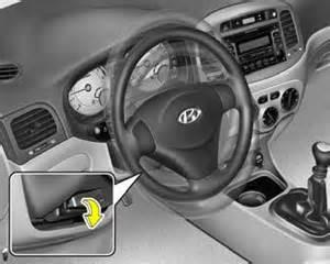 Steering Wheel Unlock Steering Wheel Tilt Lever Release Features Of