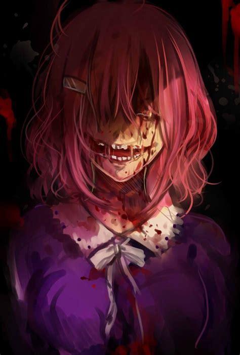 anime zombie girl 250 best anime gore images on pinterest horror anime