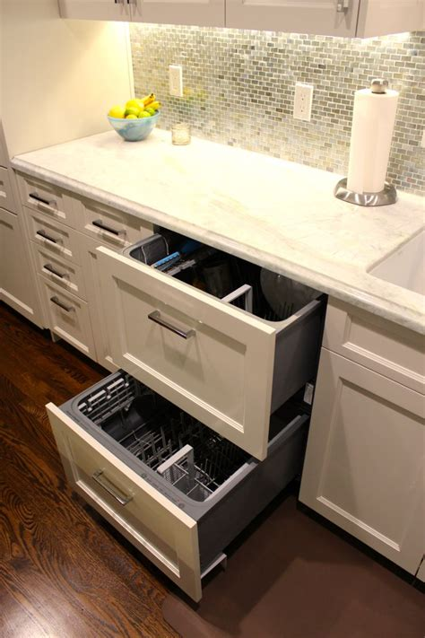 25 best ideas about drawer dishwasher on 2
