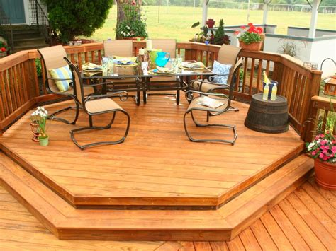 Deck Ideas For Backyard Outdoor Inspiring Outdoor Deck Design With Cozy Chair For Backyard Ideas Ideas For