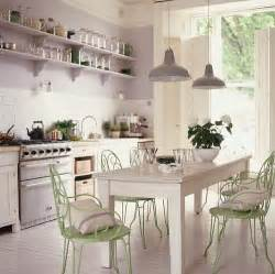 Shabby Chic Kitchen Designs by Shabby Chic A Time To Cook Kitchen Decor Ideas 2012 I