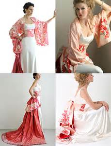 Elegant Asian Inspired Cherry untraditional prom dresses prom dresses cheap