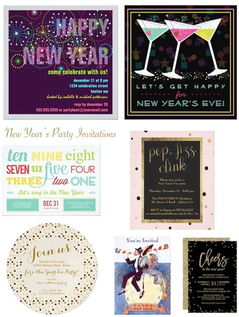 new year event planning new years planning ideas supplies