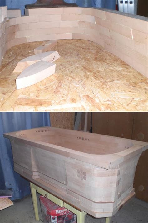 how to make wooden bathtub mitja narobe s wooden bathtub studio przedmiotu
