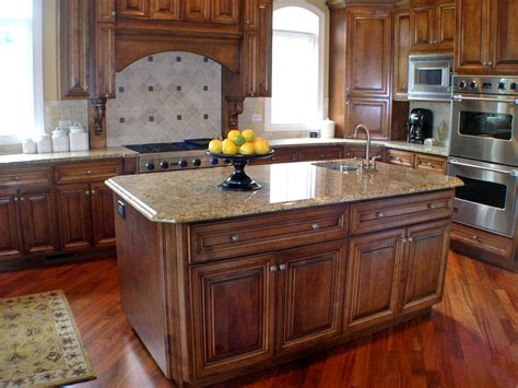 Island In A Kitchen Wonderful Kitchen Island Designs Decozilla